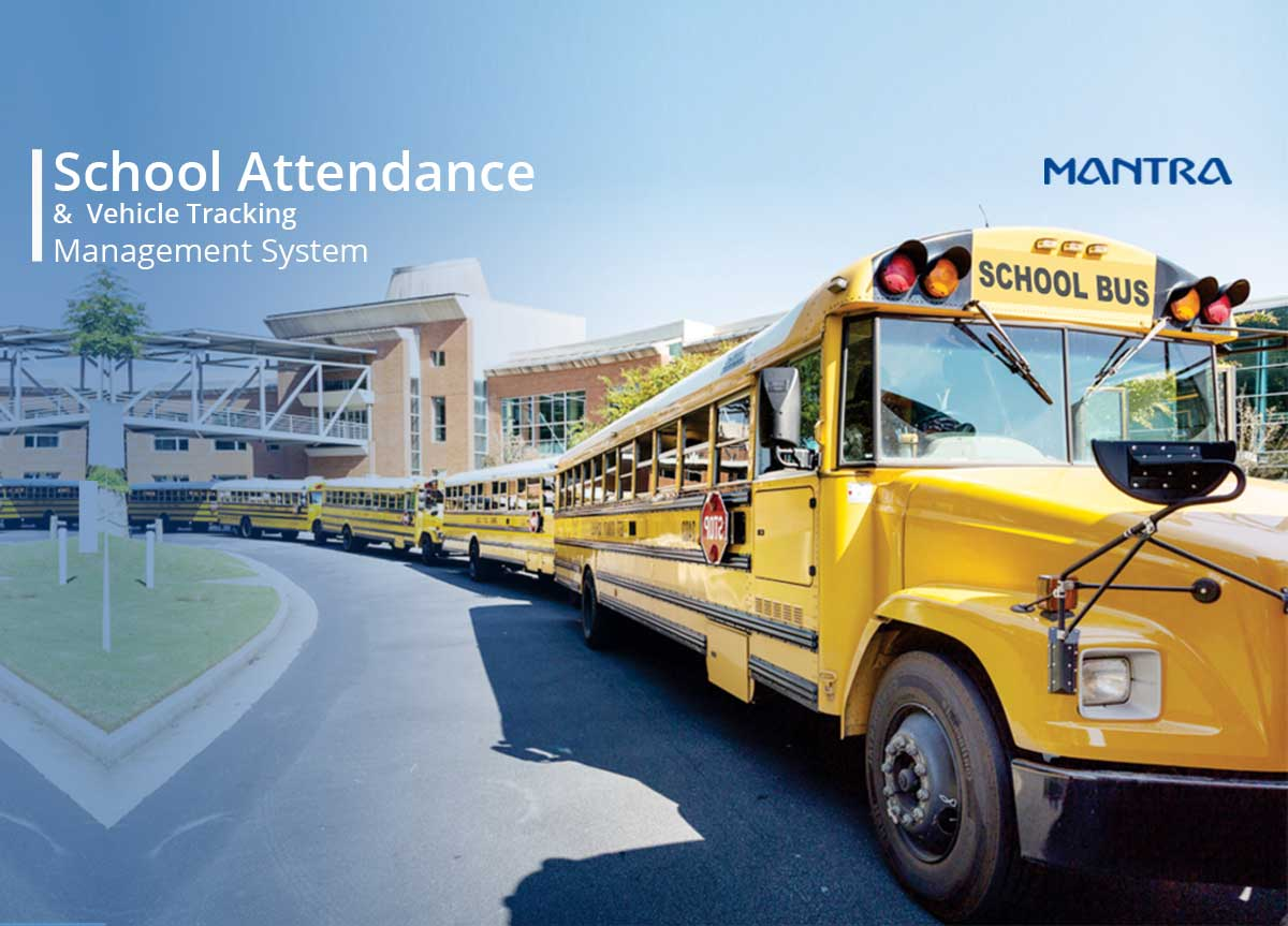 A Comprehensive School Attendance Vehicle Tracking Management Solution