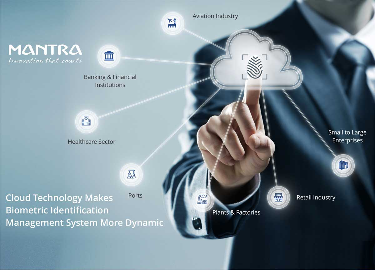 Biometric Identification Management System Through Cloud Technology