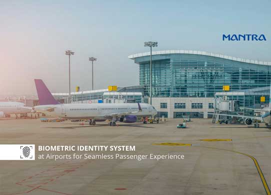 Biometric Technology For Seamless Boarding At Airports