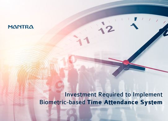 Biometric-based Time Attendance System Implementation Cost