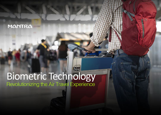 How Biometric Technology Revolutionize the Air Travel