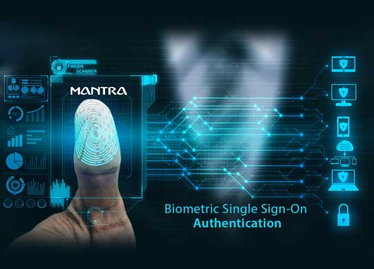 Biometric Single Sign On Authentication
