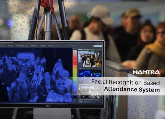 Facial recognition based attendance system